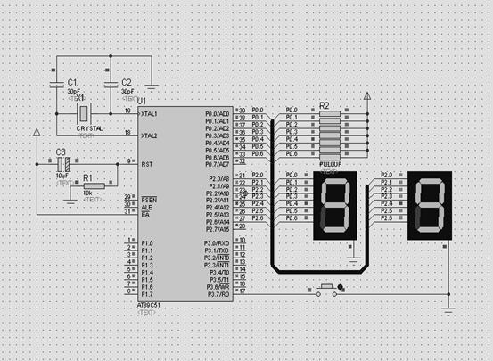 秒表系统设计;; 51单片机编程与设计, 单片机综合类, 软件综合类