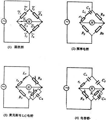 开关电源/充电器--交流电桥的基本原理-电子制作