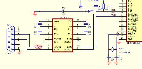 单片机综合类--基于单片机及pc机的无线中控系统设计