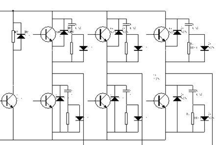 图3-3三相逆变电路