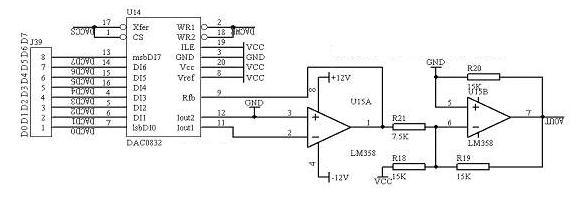 电压放大电路