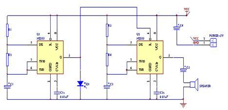 555定时器的应用及其仿真系统设计