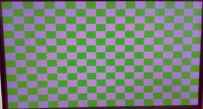 电视没信号彩图,彩条信号,图2 彩条单线cvbs