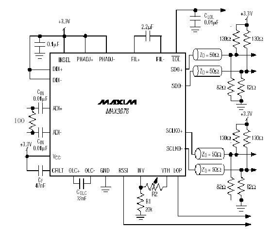 电路 电路图 电子 原理图 560_471